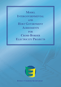 Model agreements energy charter model agreements for cross border electricity projects platinumwayz